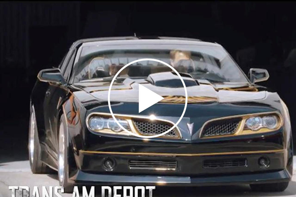 Jay Leno And Gabriel Inglesias Drive The 700 Hp Plus Pontiac Trans