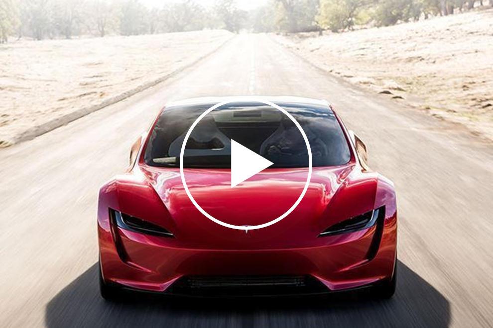 Witness The Astonishing Acceleration Of The New Tesla ...