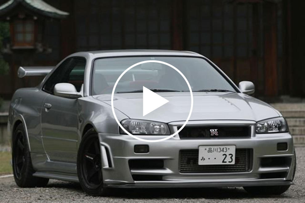 Nissan Skyline GT-R Legacy: The R34 Was Everything Its