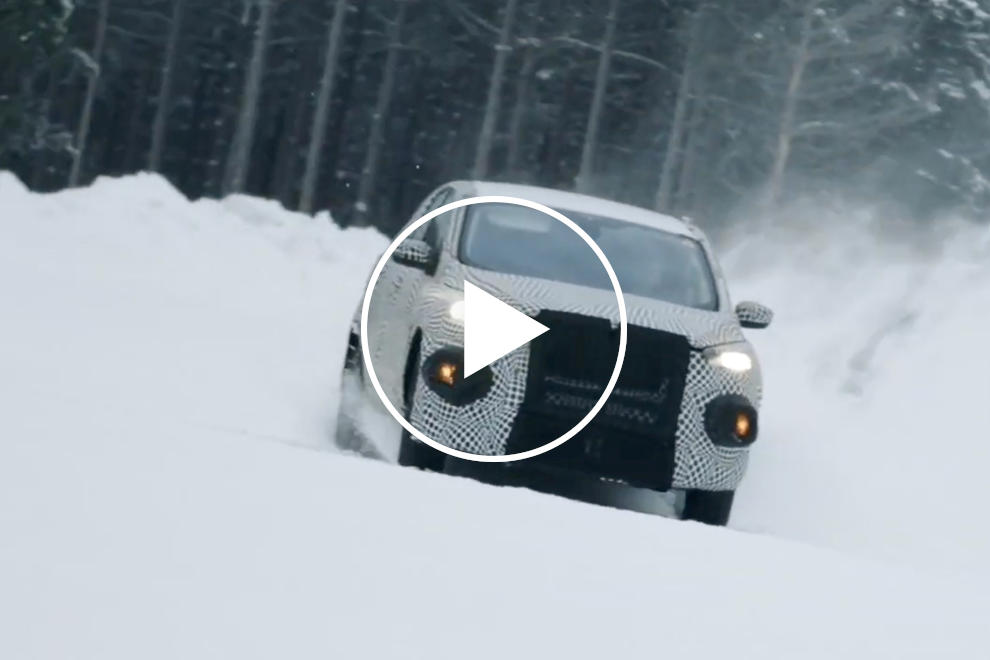 Ford Mustang SUV Will Be A Beast In The Snow