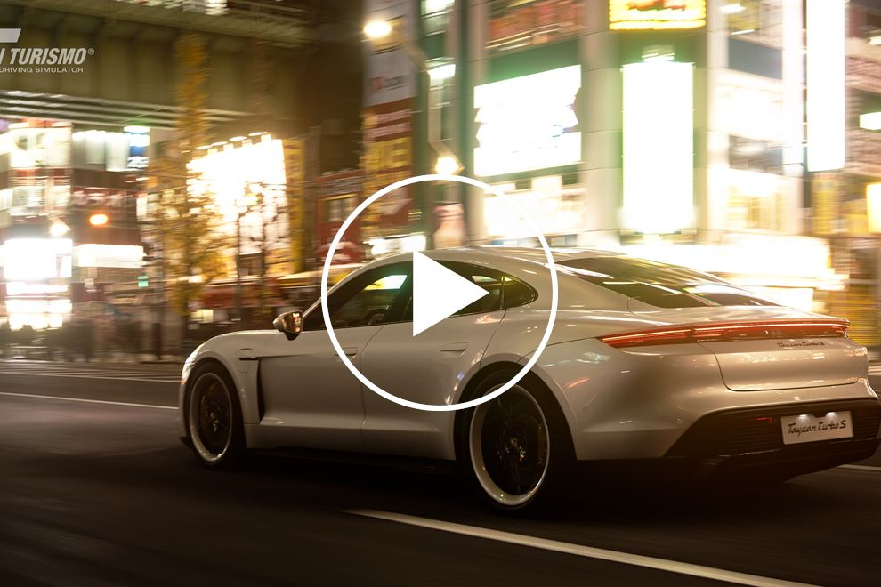 Porsche Taycan Turbo S Coming To Our Favorite Racing Game