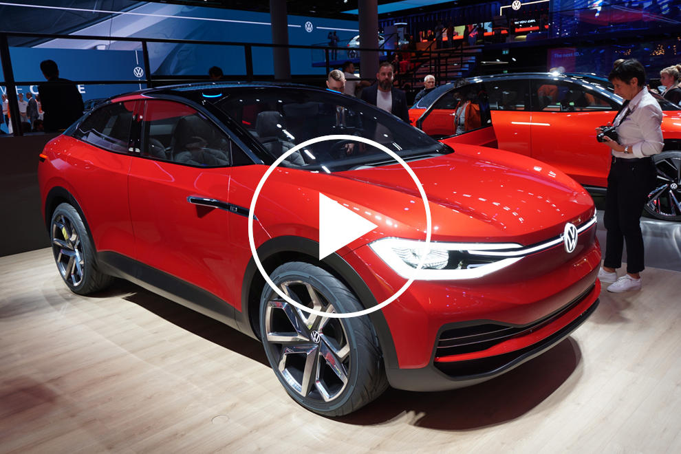 America's Slick New Volkswagen EV Coming Earlier Than Expected?