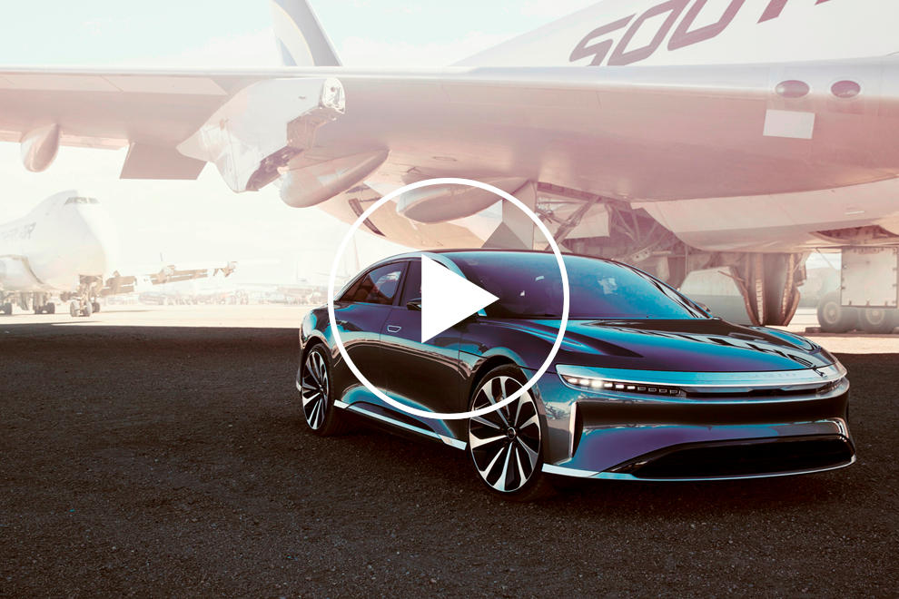 Remember Lucid Motors? Something Is Finally Happening