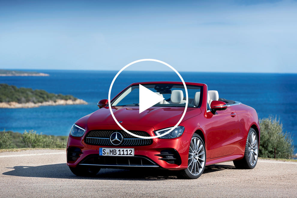 Meet The 2021 Mercedes E-Class Coupe And Cabriolet