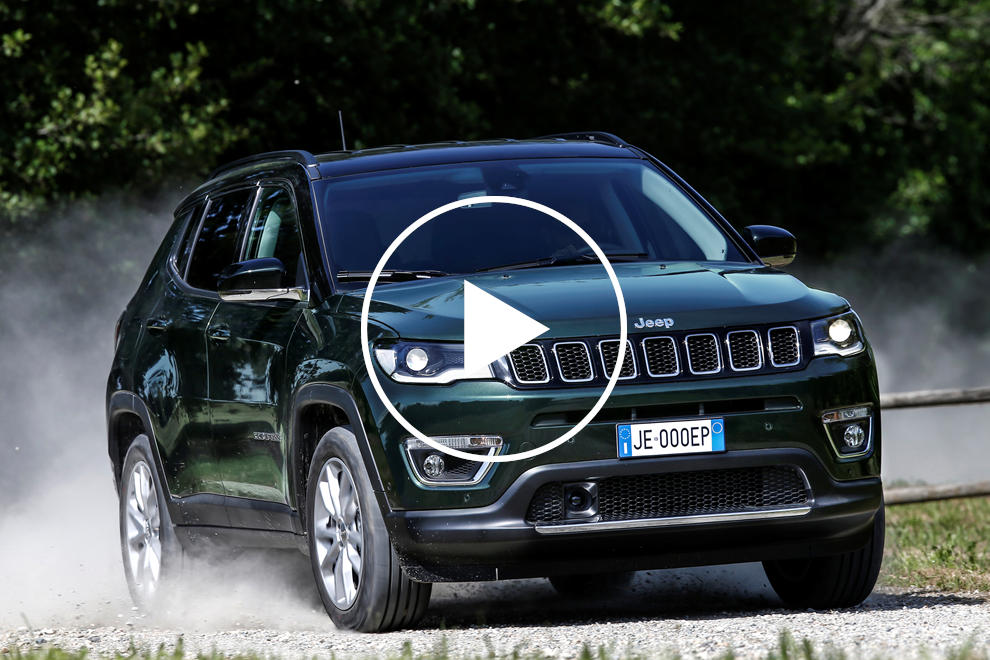 2021 Jeep Compass Arrives With New Engines