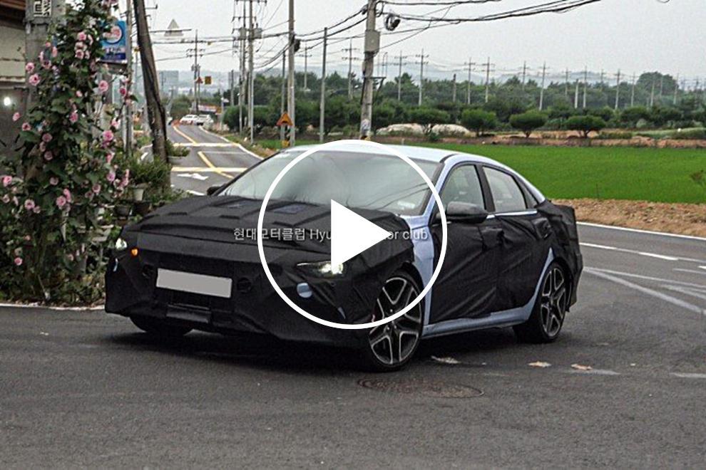Hyundai Elantra N's Exhaust Crackles Like A Rally Car