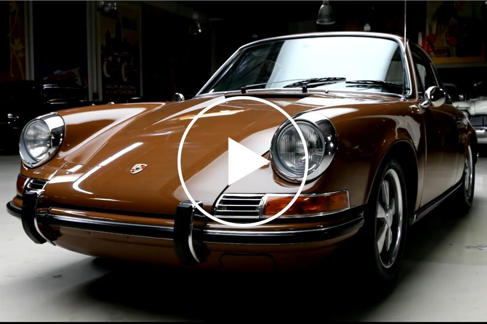 photo of Jay Leno's Porsche 911T Is A Porsche Lover's Dream image