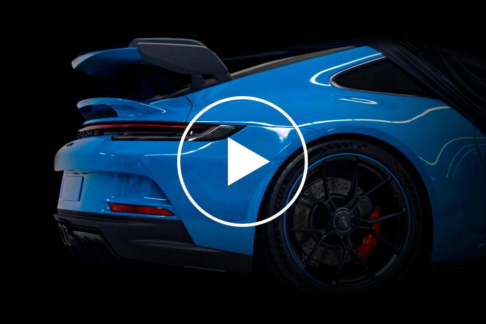 Porsche Reveals New Details About Next 911 GT3