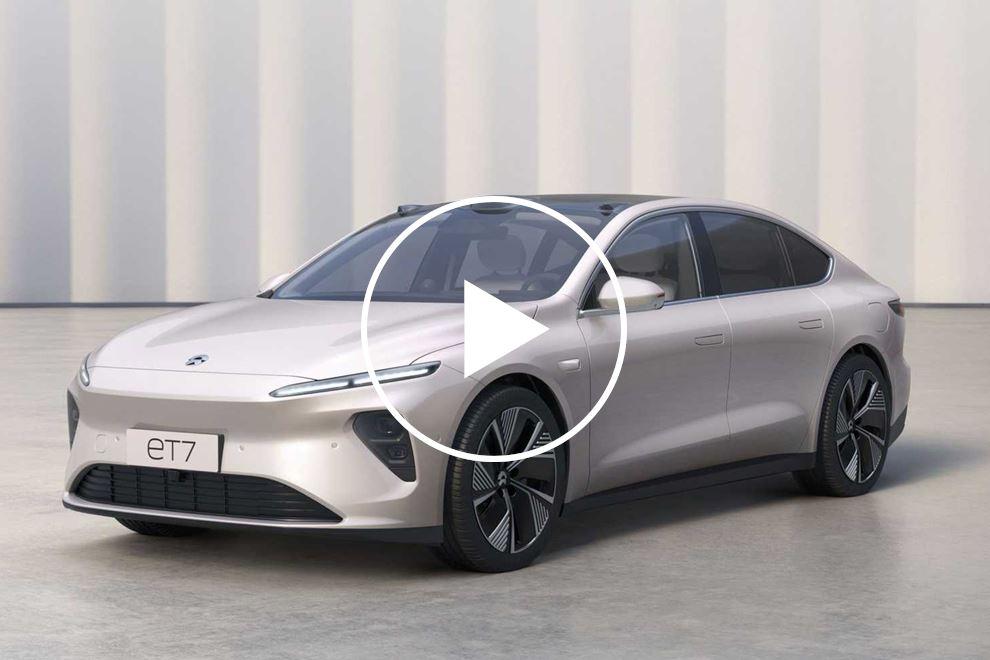 photo of Presenting The 2022 Nio ET7 All-Electric Luxury Sedan image