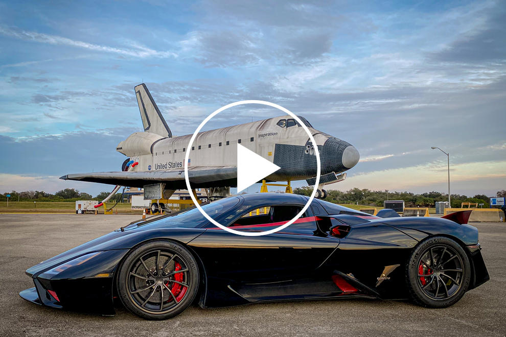 Official: Watch The SSC Tuatara Set A New Speed Record