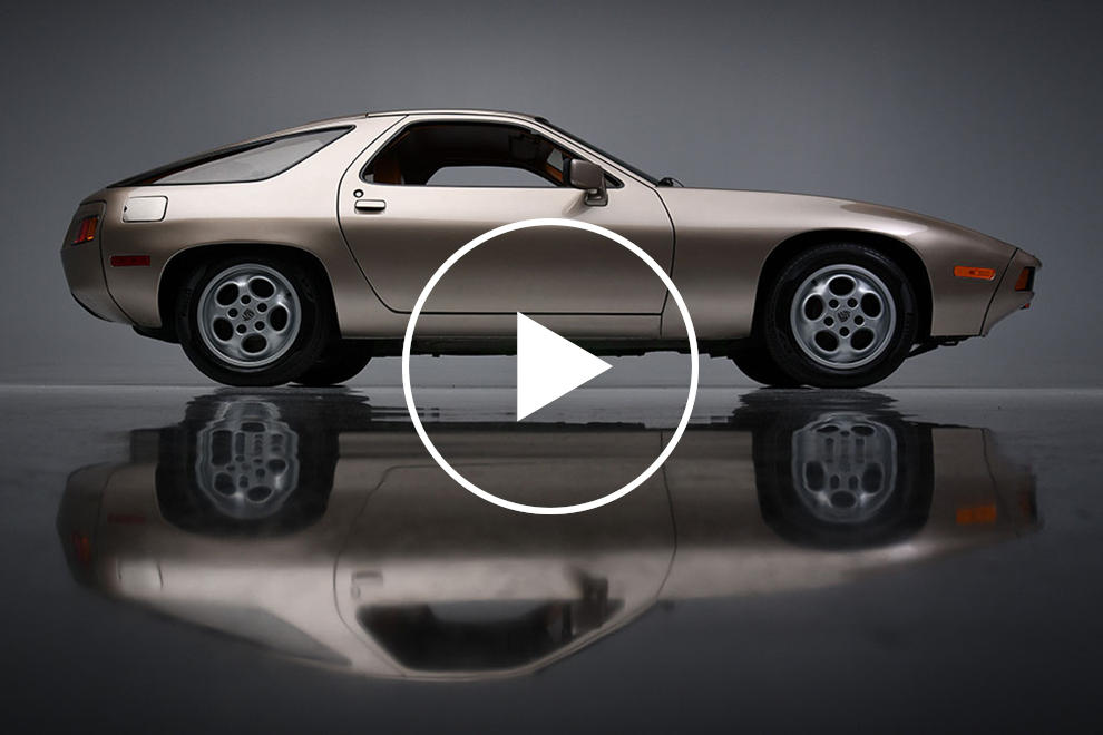 Tom Cruise Drove a 928 And Now It's Worth Nearly $2 Million