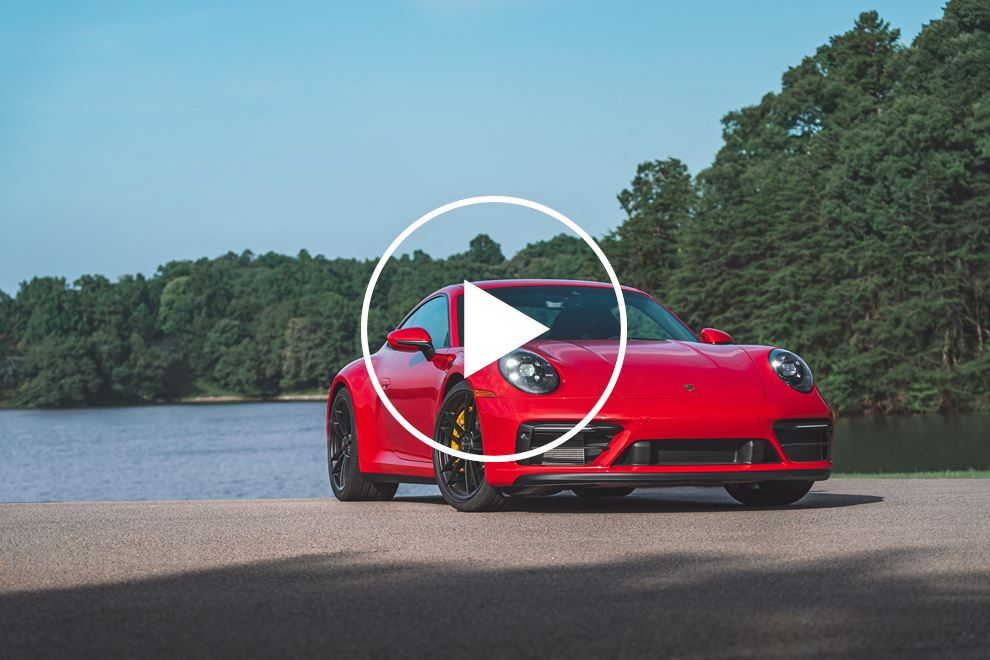 The Porsche 911 GTS Proves That You Don't Need A GT3