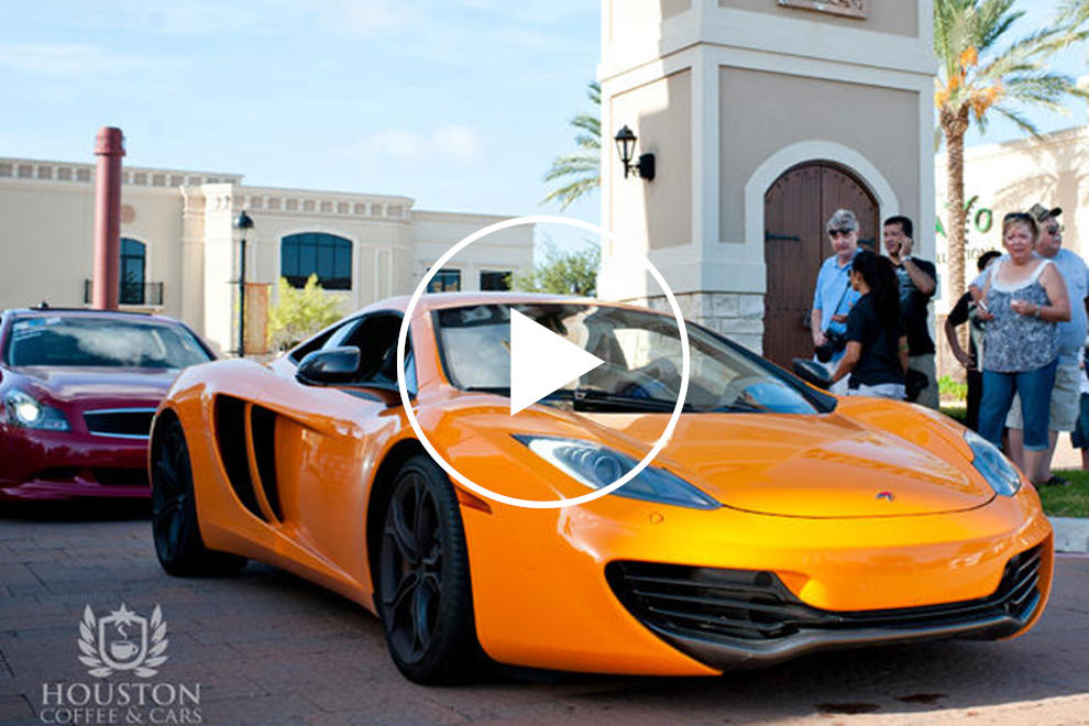 Coffee And Cars >> Houston Coffee And Cars Supercar September Carbuzz
