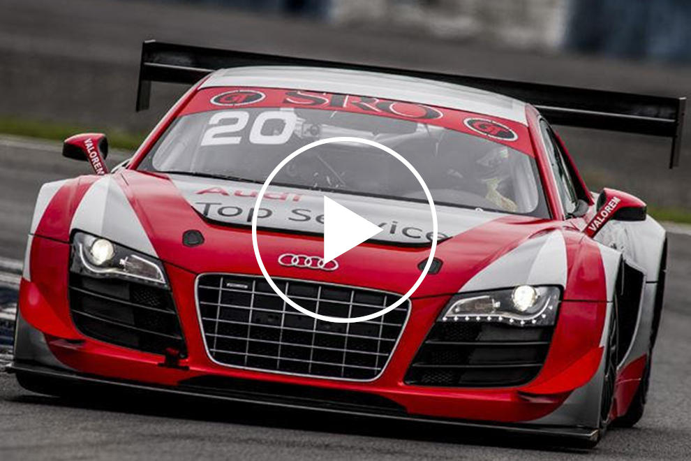 Audi R8 Lms Ultra Is A Track God Carbuzz