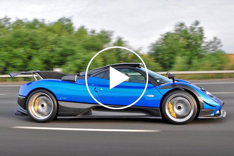 pagani week: one-off zondas only get better with age - carbuzz