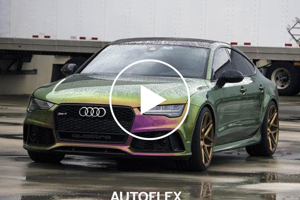 This Is Why You'll Never Want To Wrap Your Car Again   CarBuzz