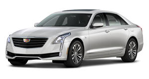 Cadillac CT6 Hybrid