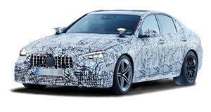 Mercedes-AMG C63 Sedan