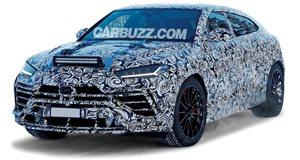 Lamborghini Urus Evo
