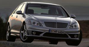 Mercedes-AMG S65 Sedan