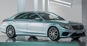Mercedes-AMG S63 Sedan