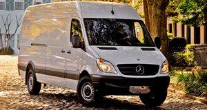 Mercedes-Benz Sprinter Cargo Van
