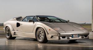 Lamborghini Countach 25th Anniversary Edition