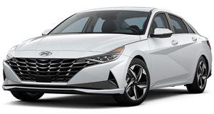 Hyundai Elantra Hybrid