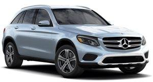 Mercedes-Benz GLC-Class Plug-in Hybrid