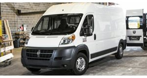 Ram ProMaster Window Van