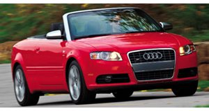 Audi S4 Convertible