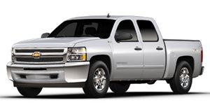Chevrolet Silverado 1500 Hybrid