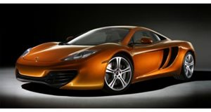 McLaren MP4-12C Coupe