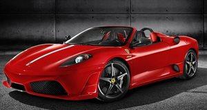 Ferrari 430 Scuderia Spider