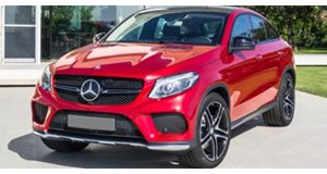 Mercedes-Benz GLE-Class Coupe