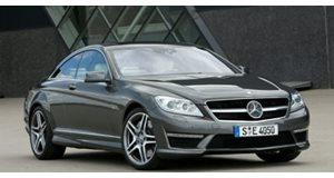 Mercedes-AMG CL63