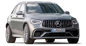 Mercedes-AMG GLC 63 SUV