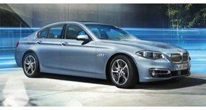 BMW 5 Series Hybrid