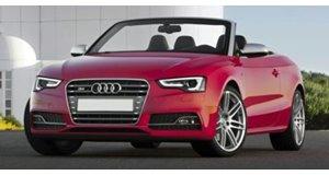 Audi S5 Convertible