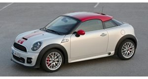 Mini John Cooper Works Coupe