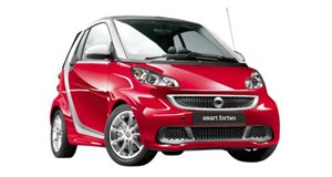 smart fortwo Electric Drive Convertible