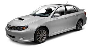 Subaru Impreza WRX Sedan