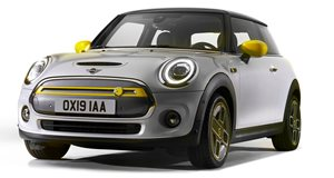 Mini Cooper Hardtop Electric
