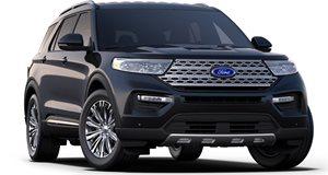 Ford Explorer Hybrid