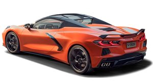 Chevrolet Corvette Stingray C8 Convertible