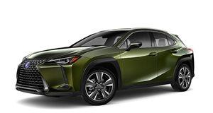 Lexus UX Hybrid