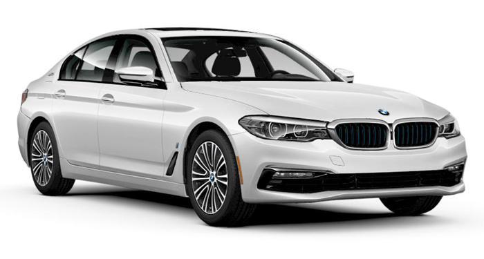 2020 BMW 5 Series Hybrid