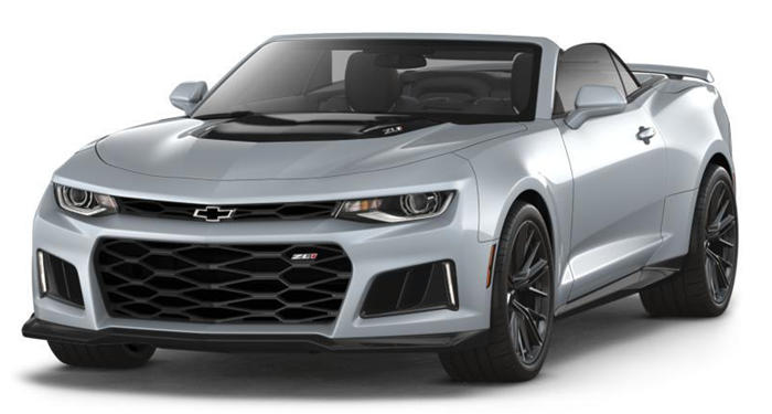 2020 Chevrolet Camaro ZL1 Convertible Review, Trims, Specs