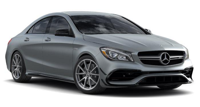 2018 Mercedes-Benz CLA-Class AMG CLA 45 4MATIC thumbnail