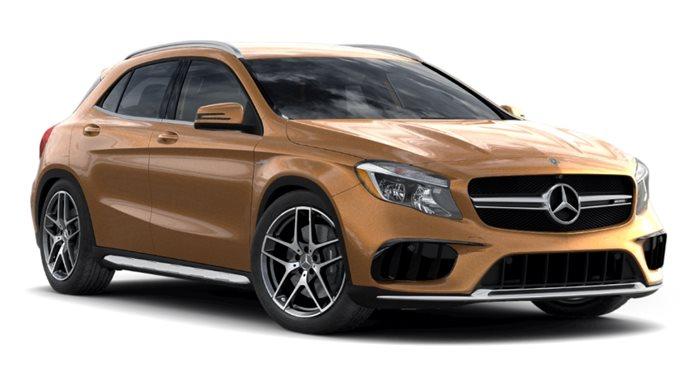 2018 Mercedes-Benz GLA-Class AMG GLA 45 4MATIC SUV thumbnail
